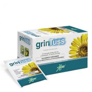 GRINTUSS TISANA BOLSITAS 20 FILTROS