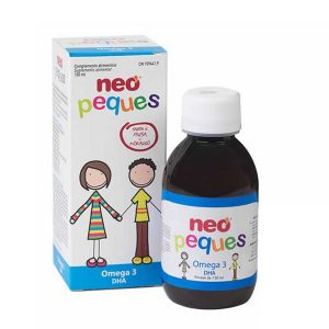 NEO PEQUES OMEGA 3 DHA