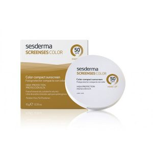 SESDERMA SCRRENSES COMPACTO PF50 BROWN