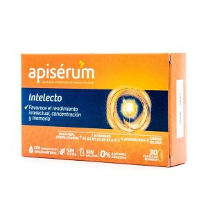 apiserum-intelecto-30-capsulas