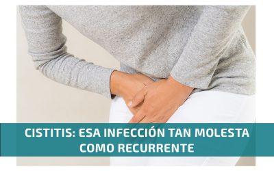 Cistitis: esa infección tan molesta como recurrente