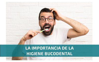 La importancia de la higiene bucodental